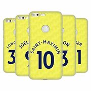 Newcastle United Fc Nufc 2020/21 Players Away Kit Group 1 Case For Google Phones