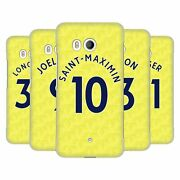 Newcastle United Fc Nufc 2020/21 Players Away Kit Group 1 Case For Htc Phones 1