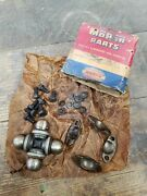 Nos 1946-1948 Plymouth Dodge All Models Rear U-joint Assembly 46 - 1134579