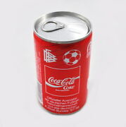 Coca Cola Can Dfb With Content, Full, Unopened, Unopend Can, Germany 1987/88