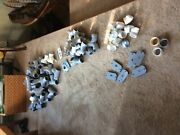 66 Piece Nutone Central Vacuum Parts And Pipe Fittings