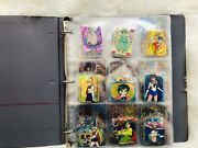 Over 400+ Vintage Rare 1990s Small Sailormoon Sticker Trading Cards