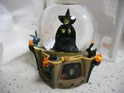 Wizard Of Oz Wicked Witch Iand039m Melting Globe Sf Music Box Co Local Pickupandnbsp