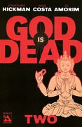 God Is Dead 2 Comic 2013 - Avatar Comics By Hickman Of East Of West And Avengers