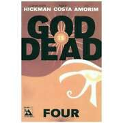 God Is Dead 4 Comic 2013 - Avatar Comics By Hickman Of East Of West And Avengers