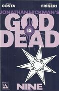 God Is Dead 9 Comic 2014 - Avatar Comics By Hickman Of East Of West And Avengers
