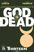 God Is Dead 13 Comic 2014 - Avatar Comics By Hickman Of East Of West And Avengers