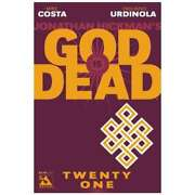 God Is Dead 21 Comic 2014 - Avatar Comics By Hickman Of East Of West And Avengers