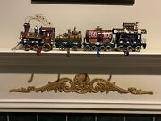 Hard To Find Christmas Express Train Stocking Holders