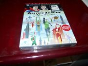 New-justice League The New Frontier Dvd, 2008, 2-disc Set, Special Edition