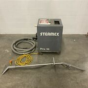 Steamex Pro 10 Commercial Carpet Extractor 10gal W/ Wand And Hose