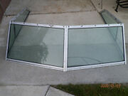Boat Windshield Early 90and039s 26and039 Robalo