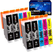 Ink For Hp 564 564xl For Photosmart 6520 5520 4620 5510 C410a 6525 5514 Offi