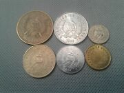 Old Coin Lots World/foreign Coins Republica De Guatemala Collectibles