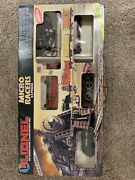 Lionel Micro Racers Express Hobby Train Set