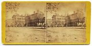 C1865 Us Navy Dept Military Civil War Offices -washington Dc -anthony Stereoview