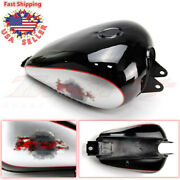 13l Motorcycle 3.4 Gallons Fuel Gas Tank For Honda Cmx250 Rebel250 1985-2016 New
