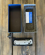 Benchmade Bugout Gray G10 W/ 20cv | Limited Edition And Sold Out | 535bk-2002 New