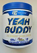Ronnie Coleman Yeah Buddy 30 Serve Pre-workout. Free Shipping