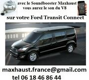 Active Sound Maxhaust Ford Transit Connect Ranger Pop And Bang Andagrave Partir 1250andeuro
