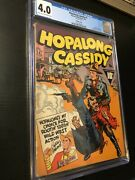 Hopalong Cassidy 1 Comic From 1943. Golden Age
