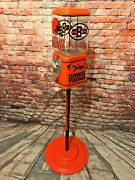 Cleveland Browns Inspired Vintage Gumball Candy Machine Gift Man Cave Game Room