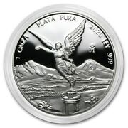 Libertad - Mexico - 2020 1 Oz Proof Silver Coin In Capsule - Mintage Of 5850