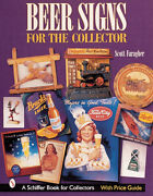 Beer Signs For The Collector Scott Faragher Paperback