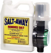 Salt Away Concentrate Kit With Mixing Unit Salt Removing Cleanser 32 Fl Ounce