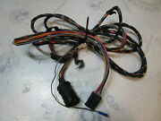 15and039 Engine To Dash Wire Harness Cable 8 Pin Prong Mercruiser Alpha 2.5l 120 Hp
