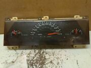 Analog Speedometer Cluster Fits 1992 Oldsmobile Eight Eight 88 No Tachometer