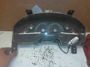 Speedometer Cluster Fits 2003 Ford Explorer 4 Dr. Except Sport Trac W/o Message