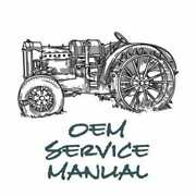 Service Manual - 385 395 485 495 Compatible With Case Ih 495 385 485 395