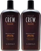 American Crew Firm Hold Styling Gel 33.8 Ounce Pack Of 2