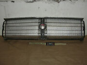 Oem 67 Dodge Coronet 500 Front Center Grill Grille With Emblem