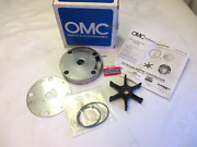 0983219 Omc Heavy Duty Stainless Water Pump Kit For Omc Stern Drives 0983218