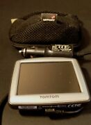 Tom Tom One N14644 Canada 310 Gps Bundle With Charger And Case