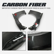 For Toyota 12-16 Ft86 Frs Oe Style Carbon Fiber Front Fender Wide+20mm Mudguards