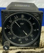 Cessna Arc Ind-346a Adf Indicator W/connector P/n40980-1001