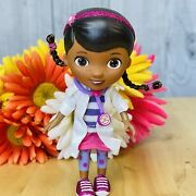 Disney Doc Mcstuffins 6 Doll Toy Doctor White Coat And Stethoscope Byjust Play