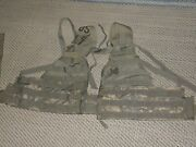 Us Army Load Bearing Vest Belt - Cammo - Camouflage