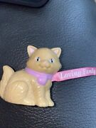 Fisher Price Sweet Sounds Loving Family Kitty Cat Pet Interactive Dollhouse