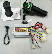 Razor Mx 350 Mx400 Variable Speed Kit - Throttle And Controller, Electrical Kit