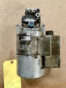 Bell Helicopter Ah-1 Cobra, Pump Hydraulic W/electric Motor 209-076-025-1