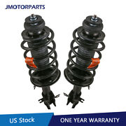 Set2 Front Complete Struts Shocks Assembly For 2004-2012 Chevy Aveo 1.6l Fwd