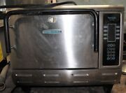 Turbochef Convection Microwave Oven High Speed Pizza Rapid Cook Ngcd6 Tc-01
