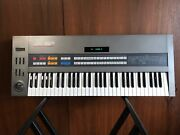 Roland Jx-8p Polyphonic Synthesizer Polysynth Professional Overhauled W/ Case