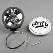 Hella 009094181 Rallye 4000 Compact Round Driving Lights Clear Lens - 55w New