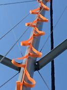 Mast Ladder For Climbing On A Sailing Yacht Mast 50 Feet 15.24 Meters