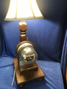Vintage Westinghouse Electric Meter Table Lamp-works Perfect